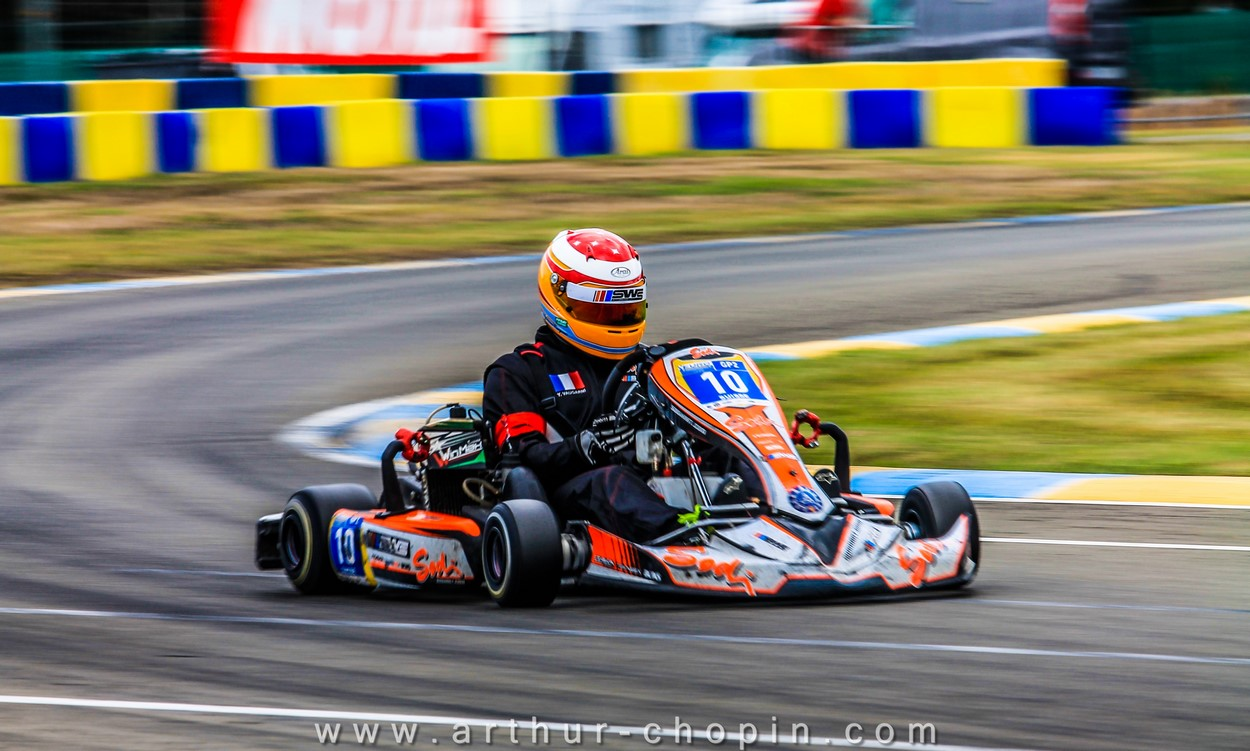 En 24h Karting Of Le Mans Team Swiss Pro Proudly Represents