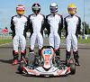 24H du Mans Karting: SWS Performance, ils ont tout des Grands!