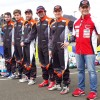 Remarkable performance for the SWS Red Racing team – 24H karting circuit