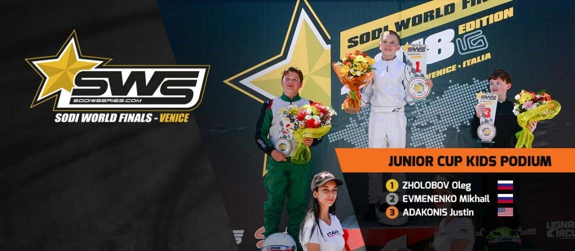 SWS INTERNATIONAL FINALS 2018
