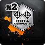 Сохраненные гонки завершены (x2)