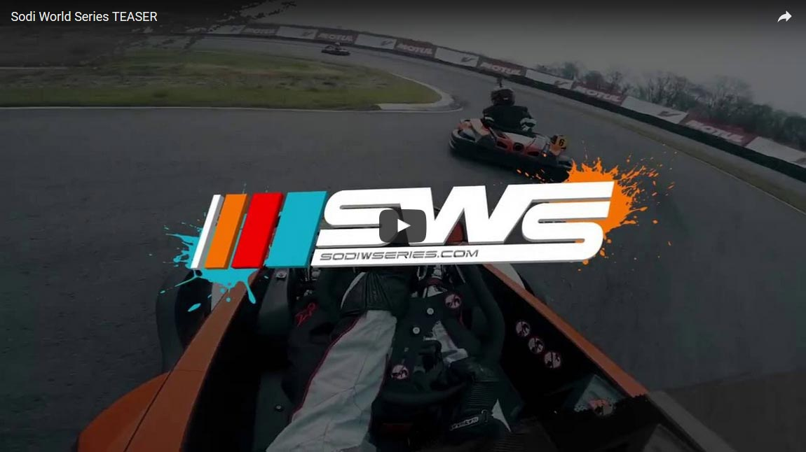 Sodi World Series TEASER