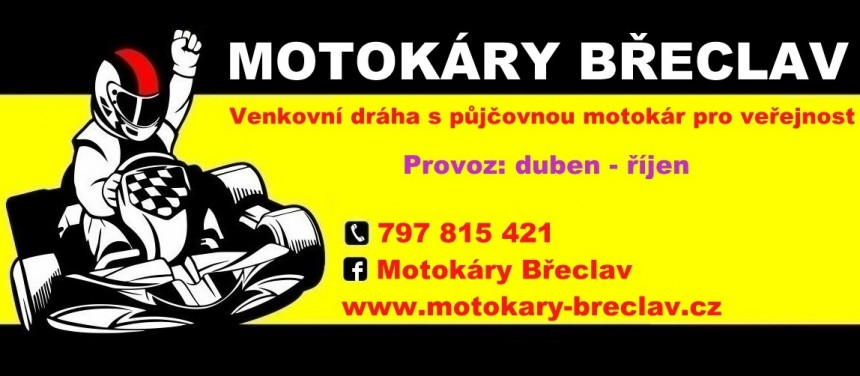 Motokáry Břeclav