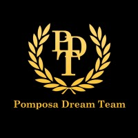 POMPOSA DREAM TEAM BLACK - IT-CIR-03107