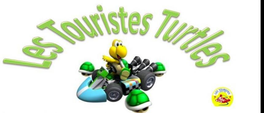 Les touristes Turtles
