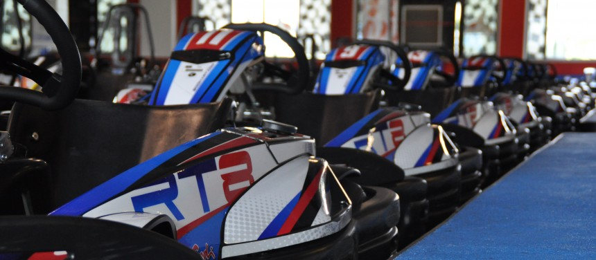 INTERNATIONAL KART INDOOR