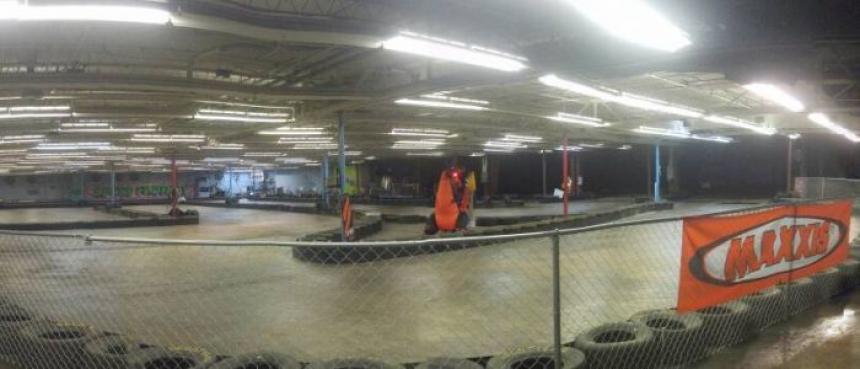 SPEED FACTORY INDOOR KARTING