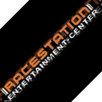 Racestation Entertainment Center - AT-RAC-02